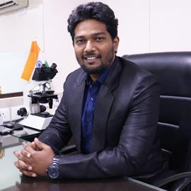 dr. ajinkya bangar is a consultant pathologist in medicity hospital kharghar, navi mumbai