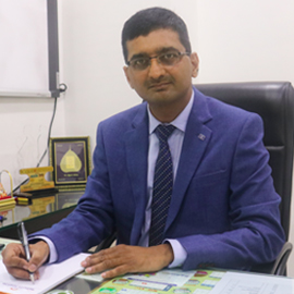 dr rajeev palvia is consultant surgeon, laparoscopy, urology & endoscopy in medicity hospital kharghar, navi mumbai