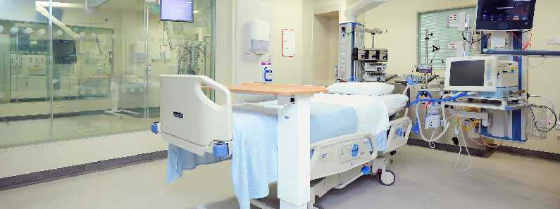 Intensive Care Unit Medicity Hospital Kharghar Navi Mumbai